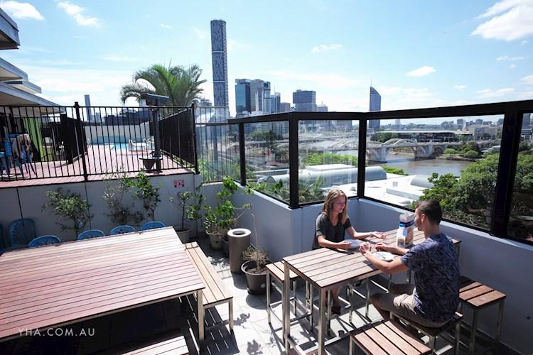 Brisbane City YHA - Rooftop