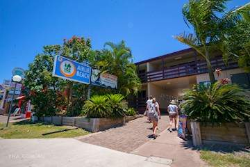 Airlie Beach YHA, Whitsundays