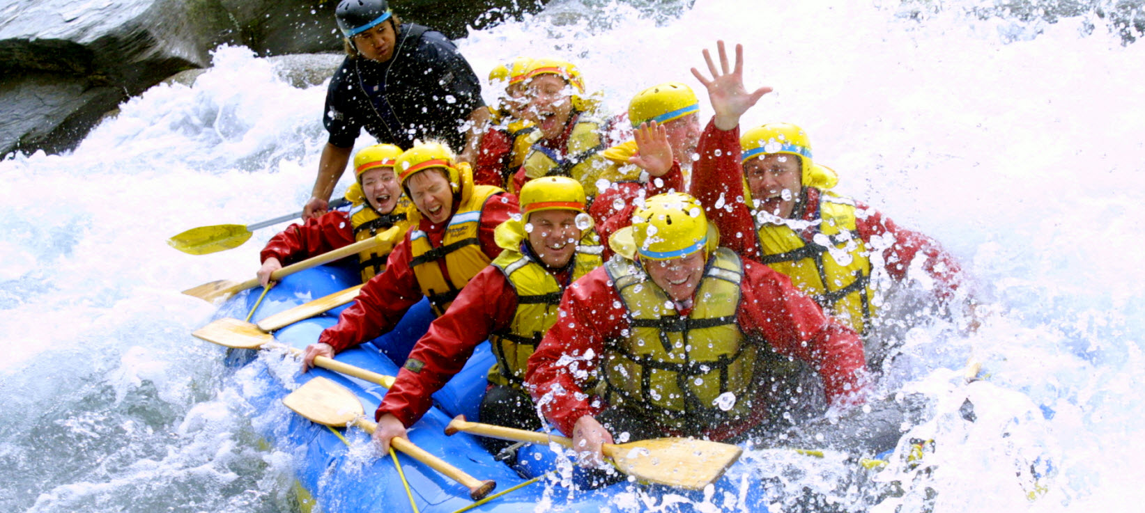 Rotorua white water rafting credit Queenstown Rafting.jpg