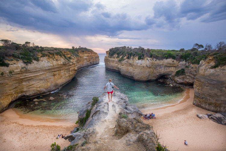 12. Apollo Bay Eco YHA_Loch Ard Gorge_Great Ocean Road_2017