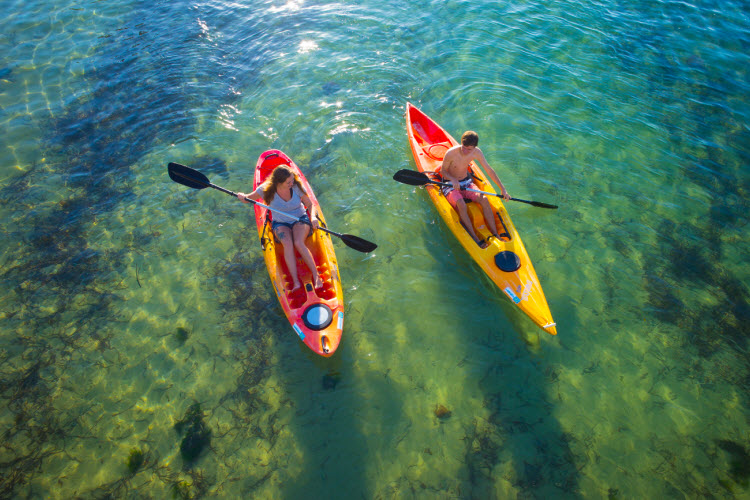 6. Port Stephens Kayaking_YHA (5)