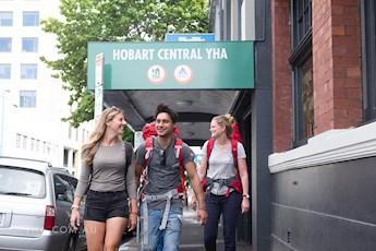Hobart Central YHA tile image