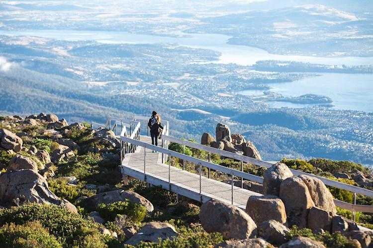 Amazing Mt Wellington
