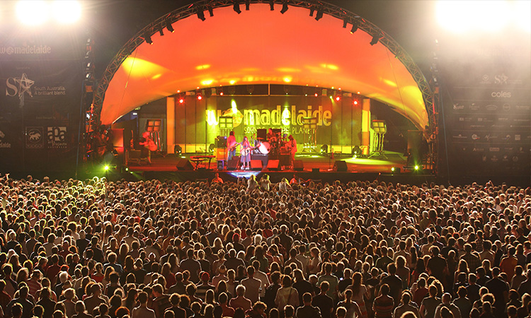 WOMADelaide Credit Arts Projects Australia