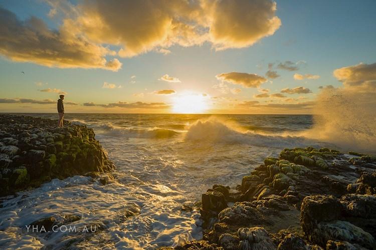 Bunbury YHA - Beach Sunset.jpg