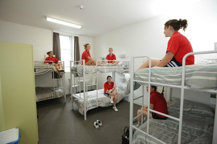 Group Multishare Room - Sydney Harbour YHA