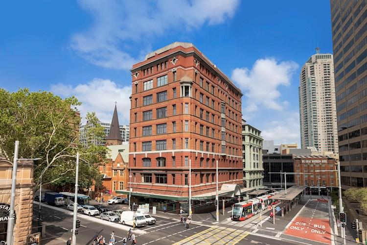 Group Accommodation Sydney Central YHA