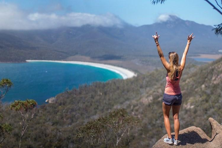 Coles Bay YHA_Wineglass Bay Lookout_Freycinet National Park_2017 (4).jpg