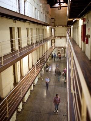 Fremantle Prison Yha Yha Australia Backpackers Hostel
