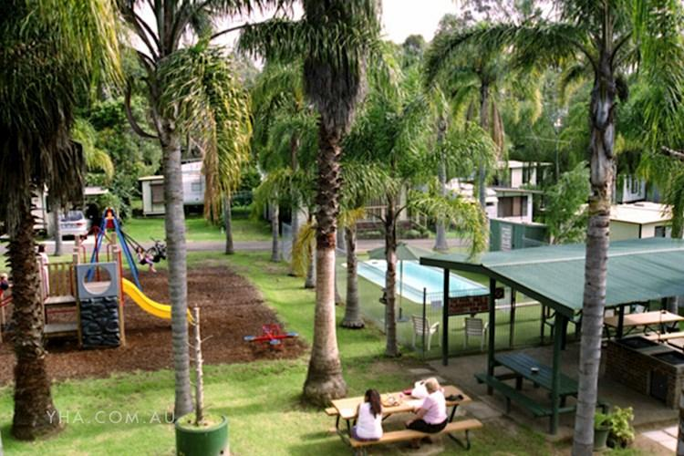 Batemans Bay YHA - Outdoor Rec Area