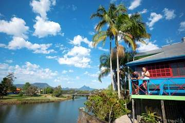 Murwillumbah YHA - Mt Warning
