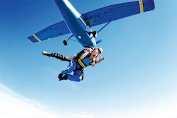 Skydive Mission Beach tile image