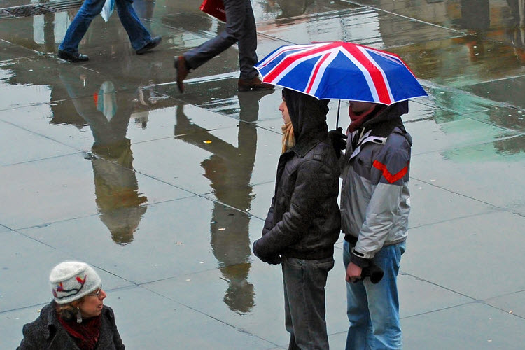 1. British weather credit Flickr