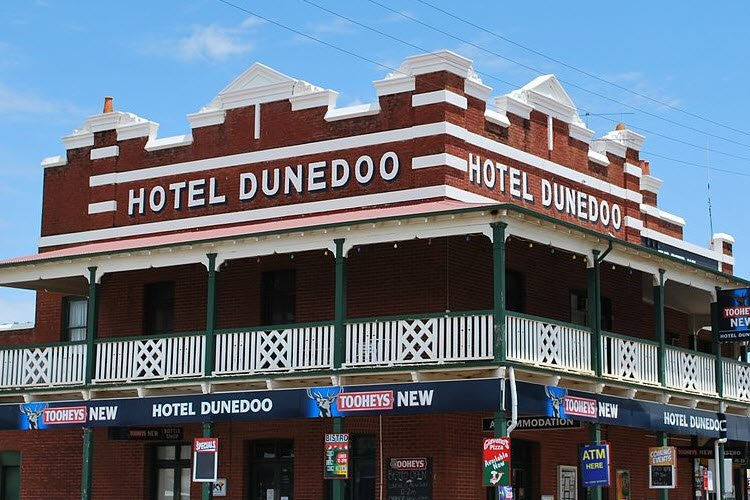 15. Dunedoo credit Wikimedia Commons