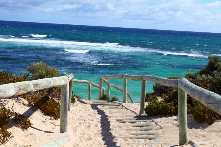 2. Beach on Rottnest island_Shutterstock
