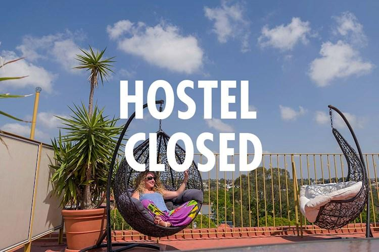 Hostel closed_listing
