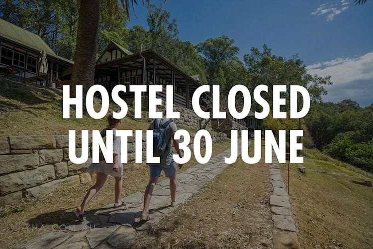 Hostel closed_carousel_pittwater.jpg