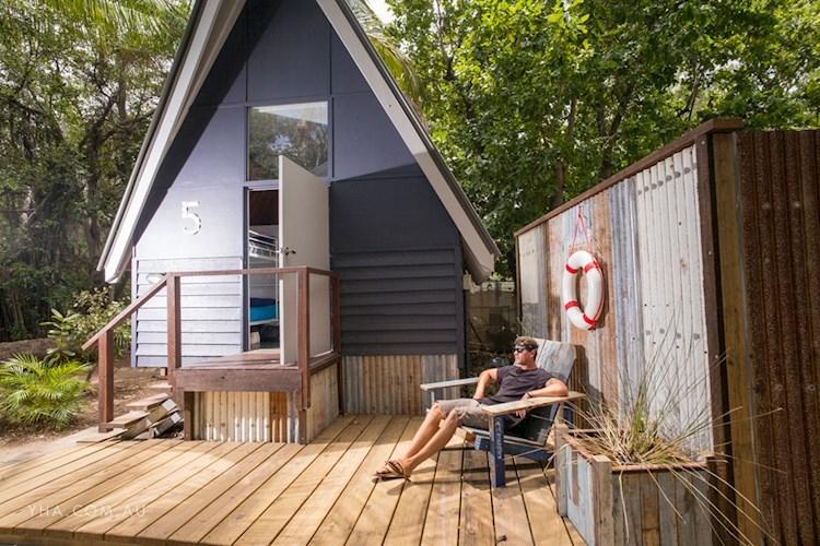 Magnetic Island YHA - 8 Bed Dorm - Exterior.jpg