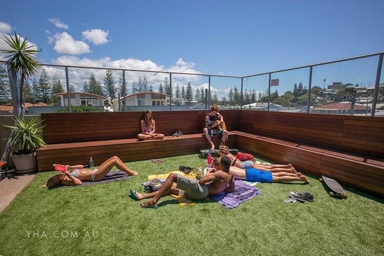 Yamba YHA - Rooftop 2017