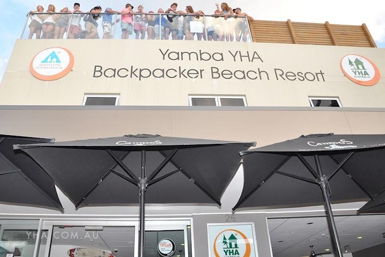 Yamba YHA - Exterior
