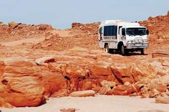 Cape Leveque 4WD Day Tour tile image