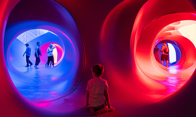 Luminarium at Adelaide Festival 2020, Credit South Australian Tourism Commission and Grant Hancock