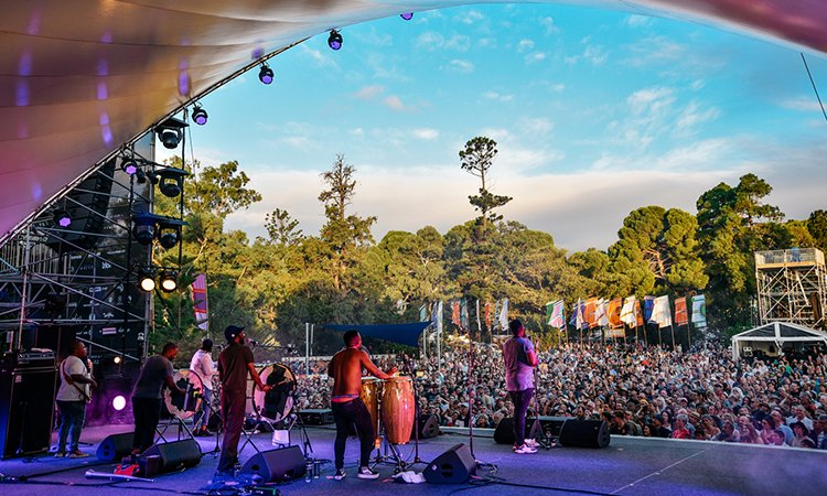 WOMADelaide at Adelaide Festival 2020, Credit South Australian Tourism Commission, Jack Fenby