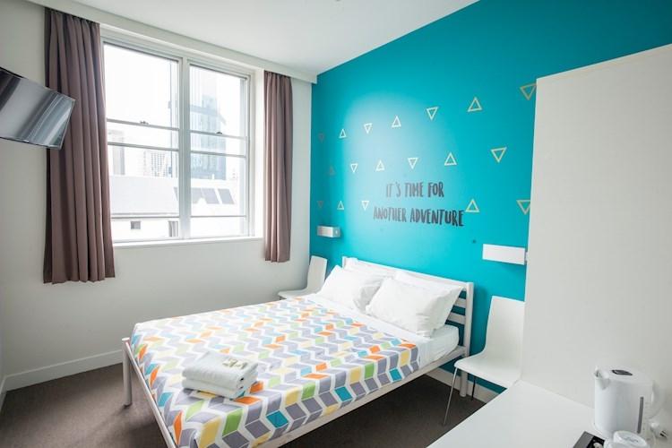 Sydney Harbour YHA - Double Ensuite Room