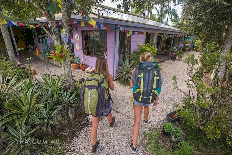 nimbin yha relaxed and friendly backpacker hostel. Black Bedroom Furniture Sets. Home Design Ideas