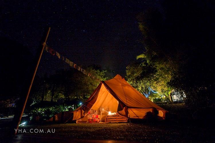 Nimbin Rox YHA - Twinkling Magic