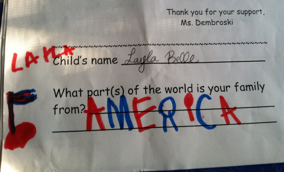 10 Funny Homework Answers Brilliant Kids Have Written ...