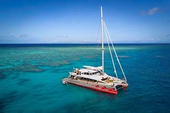 Great Barrier Reef Sailing Cruise tile image