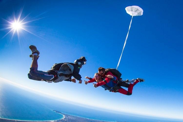 Skydive Byron Bay- Handicam Photographer