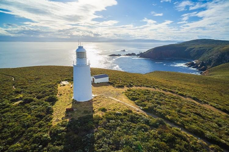 Aerial view of Cape Bruny Lighthouse_shutterstock.jpg