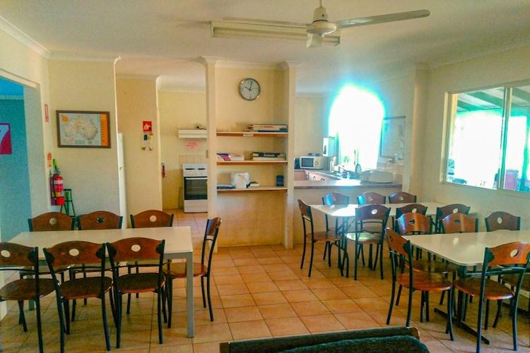 Kalbarri YHA Groups Building - Dining Room.jpg