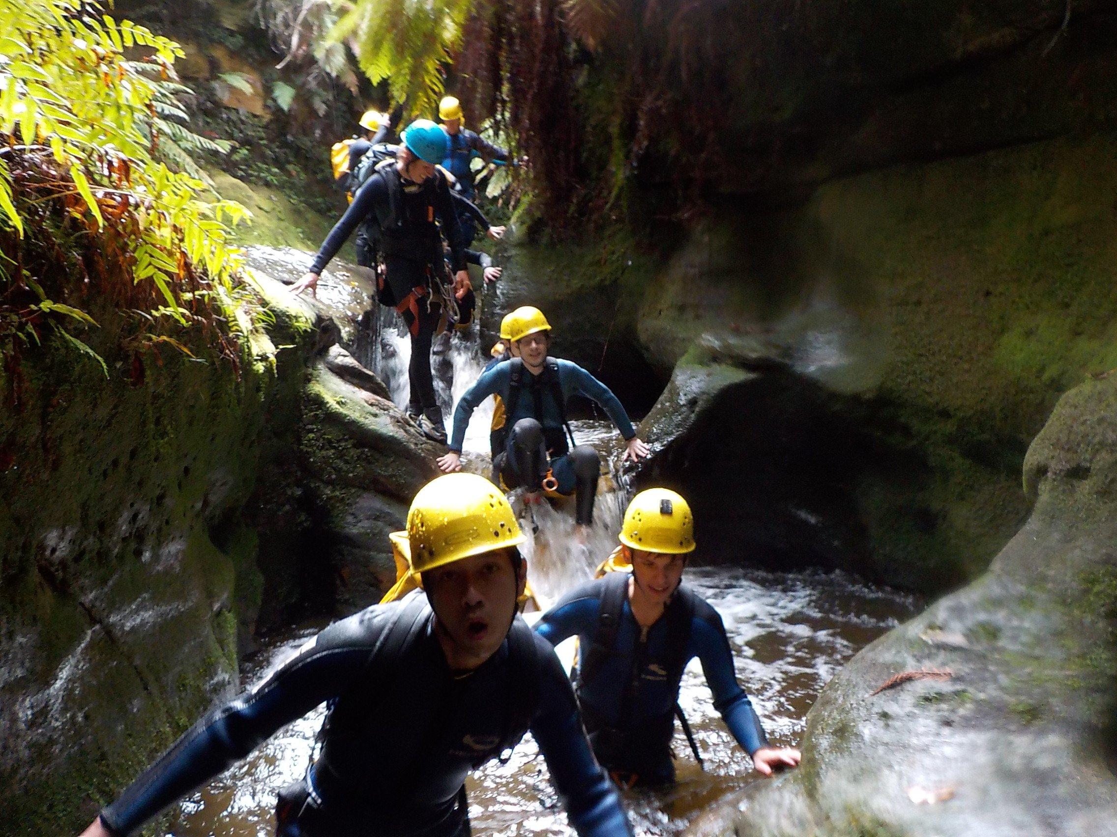 Canyoning in the Blue Mountains_High n Wild