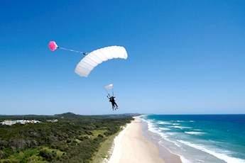 Skydive Noosa tile image