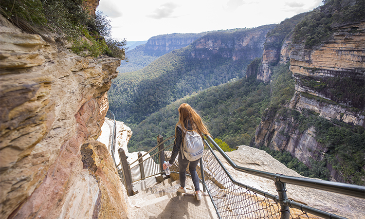 Walk the Blue Mountains