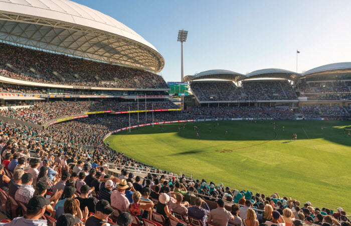 Adelaide Oval credit SATC