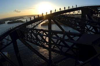 Sydney Harbour Bridge Climb tile image