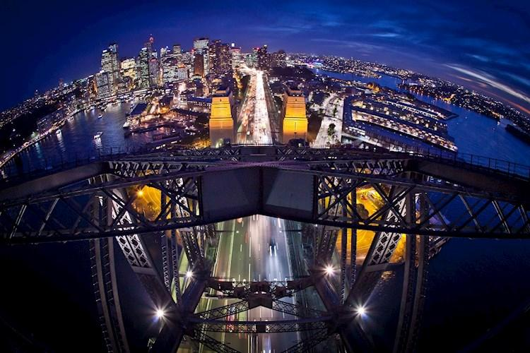 You haven't seen Sydney until you've seen it from the Bridge