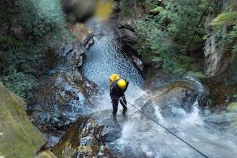 Blue Mountains Canyoning Adventure tile image