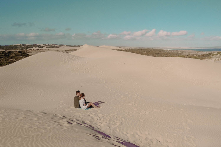 Port Lincoln dunes