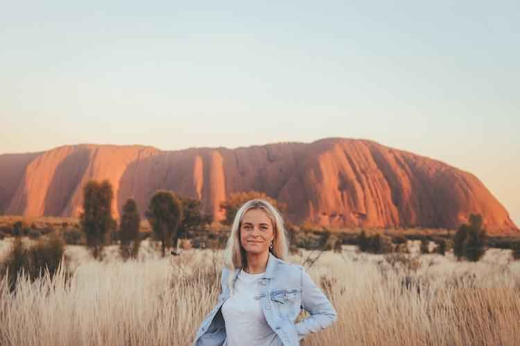 Uluru Day Tour From Alice Springs- The best background in Australia