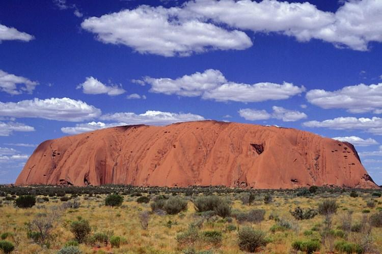 Uluru Day Tour From Alice Springs- Uluru