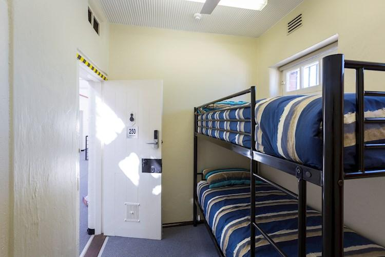 Twin Prison Cell - Fremantle Prison YHA