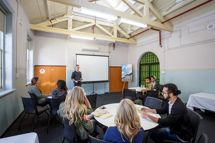 Meeting Room - Fremantle Prison YHA