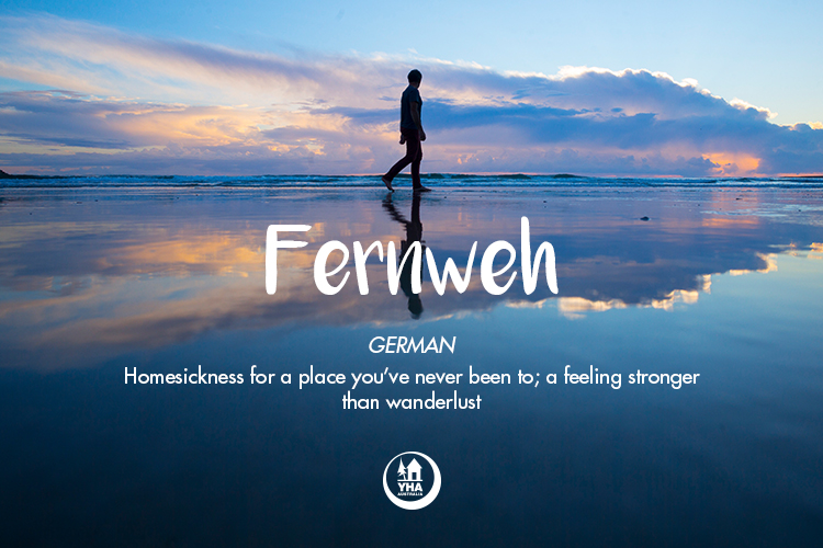15 New Travel Words You Should Use To Caption Your 'Grams