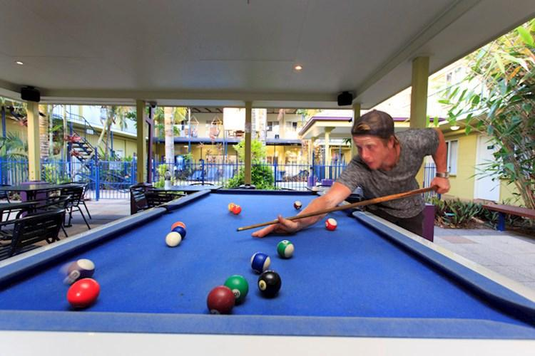 Cairns Central YHA - Pool Table.jpg