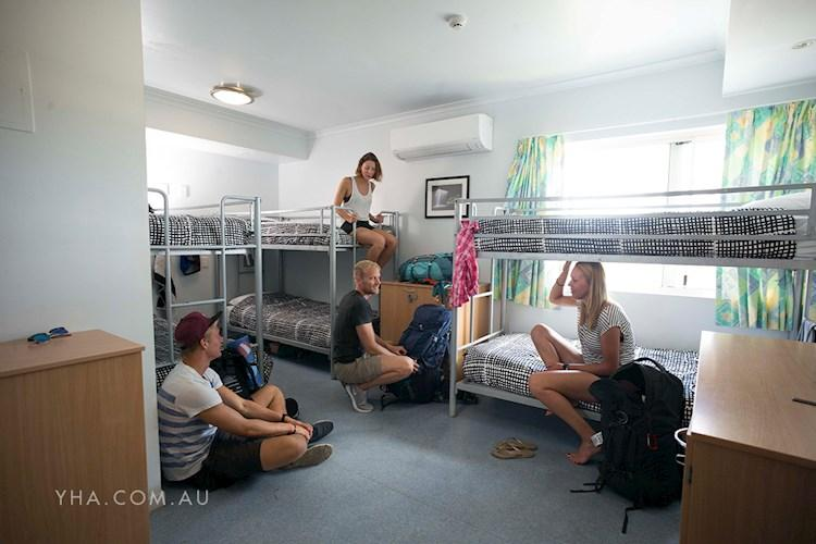 YHA Cairns Central - Dorm